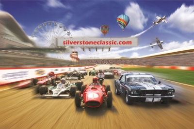 Super Early Bird Tickets On Sale For The 2018 Silverstone Classic