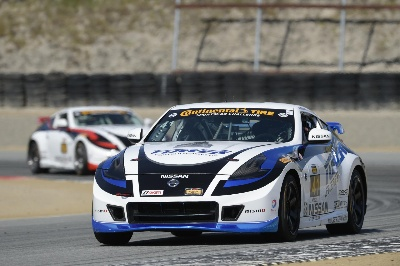 TIM BELL RACING, DORAN RACING GIVE NISSAN THREE TOP TENS AT LAGUNA SECA CONTINENTAL TIRE SPORTSCAR CHALLENGE
