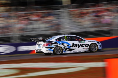TODD KELLY TAKES 10TH PLACE IN ALTIMA V8 SUPERCAR RACE IN TOWNSVILLE, AUSTRALIA