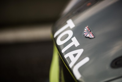 TOTAL AND ASTON MARTIN SIGN A NEW GLOBAL PARTNERSHIP