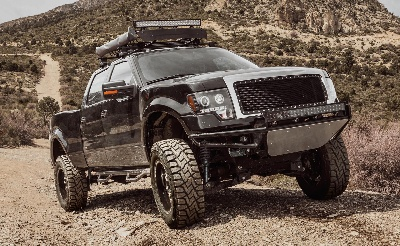 NEW TOYO® OPEN COUNTRY® R/T IS BUILT RUGGED FOR ANY TERRAIN BACKED BY CLASS-LEADING 45,000-MILE WARRANTY