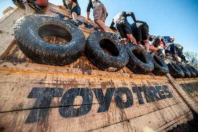 TOYO TIRES® TEAMS UP WITH TOUGH MUDDER™
