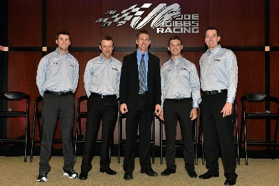 Eyeing the Checked Flag Early: Team Preps for the 2015 NASCAR Season