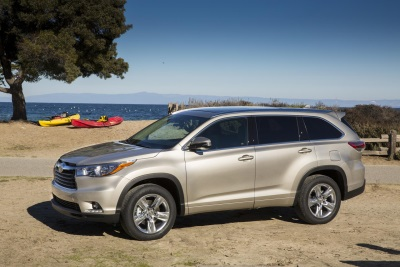 Toyota Reports August Sales of 224,381 Units