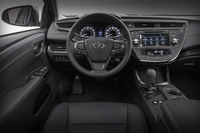 2016 Toyota Avalon: Hushed and Plush, it's the Premium Midsized With a Sporty Attitude and Plenty of Power