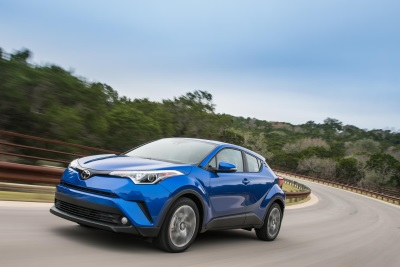 A New Story Begins With The First-Ever Toyota C-HR