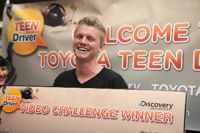 Toyota and Discovery Education Announce Finalists for Toyota Teen Driver Video Challenge