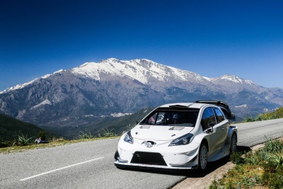 Twists And Turns Of Corsica Await Toyota Gazoo Racing World Rally Team