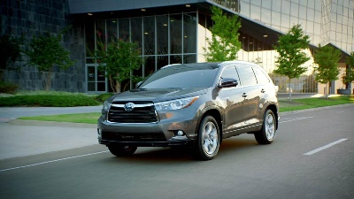 Family Fun Gets Amped Up with the All-New 2014 Toyota Highlander Hybrid