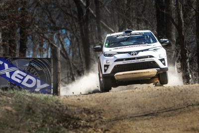 Toyota And Millen Head To Michigan And The Lake Superior Performance Rally
