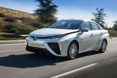 Mirai Drives Toyota to Fast Company's 'Most Innovative' List