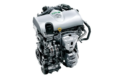 Toyota Develops New Series of Gas Engines That Will Boost Fuel Efficiency At Least 10%