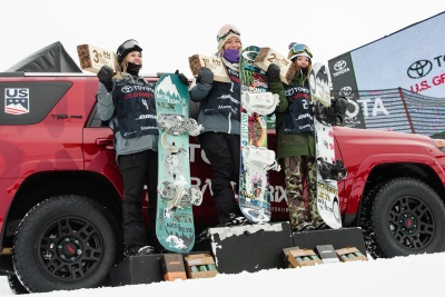 Toyota Expands Partnership With U.S. Ski & Snowboard Teams Ahead Of Olympic Winter Games Pyeongchang 2018