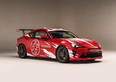 Toyota To Field Entry In Pirelli World Challenge