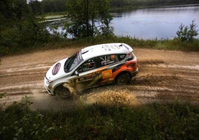 Toyota Rally RAV4 Wins At Prescott Rally