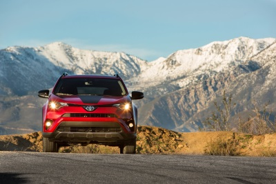 Priced For Adventure! All-New 2018 RAV4 Adventure Starts At $27,700
