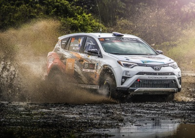 Toyota Takes Commanding Championship Lead After Olympus Win