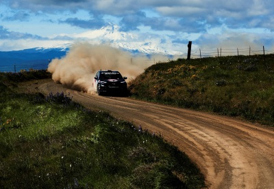 Olympus Rally Next Challenge for RAV4