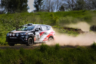 RAV4 Prepares For Intense Battle At The Oregon Trail