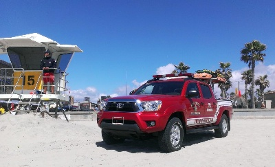 Beach Rescues and Toyota 4x4s: This Really Is Life and Death