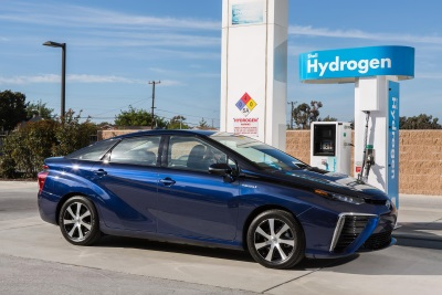 Toyota And Shell One Step Closer To A Hydrogen Refueling Network In California