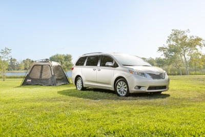 PARENTS MAGAZINE AND EDMUNDS.COM RANK TOYOTA SIENNA A TOP 10 FAMILY CAR OF THE YEAR