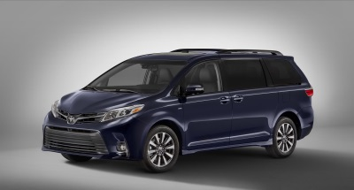 Toyota Brings Swagger And Sportiness To New York Auto Show With Debut Of 2018 Sienna Van And Yaris Hatchback