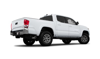 BORLA RELEASES ALL-NEW EXHAUST SYSTEM FOR 2016 TOYOTA TACOMA