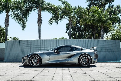 Do A Double Take with Second Stunning Toyota FT-1 Sports Car Concept