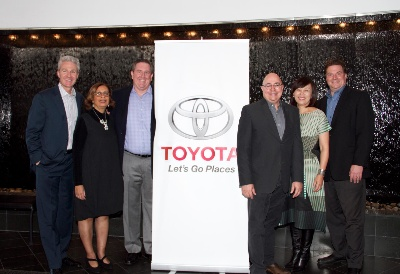 TOYOTA CREATES TOTAL-MARKET MARKETING MODEL