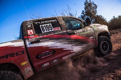 2015 Toyota Tundra TRD Pro Wins Class at Tecate SCORE Baja 1000