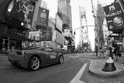 Tributo Ferrari: An Iconic New York Rally
