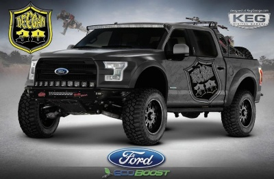TRICKED-OUT ALL-NEW F-150 PICKUPS SEEK 'HOTTEST TRUCK' AWARD AT SEMA SHOW