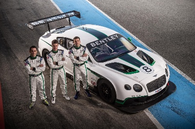 Trio Of British Drivers To Return Bentley To The Track