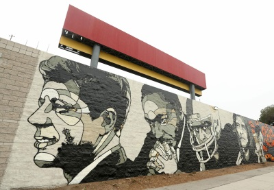 Trio of Murals Immortalize Special Olympics Athletes' Journeys into Los Angeles History