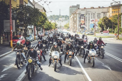 SUPPORTING IN STYLE – TRIUMPH MOTORCYCLES CONFIRMS THIRD YEAR OF SPONSORSHIP OF THE DISTINGUISHED GENTLEMAN'S RIDE