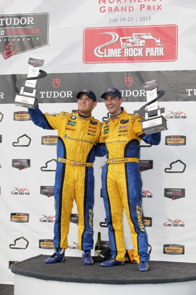 TURNER MOTORSPORT TAKES GTD CLASS VICTORY AT LIME ROCK PARK NORTHEAST GRAND PRIX