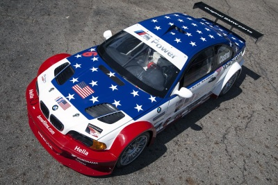 TWO GREAT CIRCUITS ON CONSECUTIVE WEEKENDS UPCOMING FOR BMW TEAM RLL