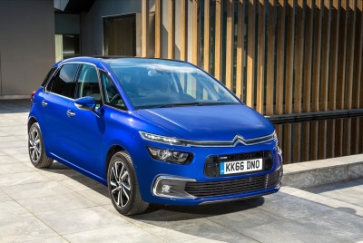 UK PRICING AND SPECIFICATION ANNOUNCED FOR NEW CITROËN C4 PICASSO & NEW GRAND C4 PICASSO