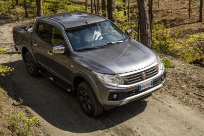 UK PRICING AND SPECIFICATIONS FOR FIAT PROFESSIONAL'S NEW FULLBACK ANNOUNCED