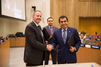 UNAOC AND BMW GROUP RENEW GROUND-BREAKING PARTNERSHIP