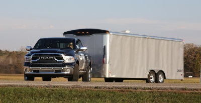 U.S. NEWS & WORLD REPORT NAMES 2016 RAM 1500 AS THE BEST FULL-SIZE TRUCK FOR THE MONEY — THREE YEARS RUNNING