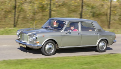 Vanden Plas Prototype Gets First Outing At The NEC