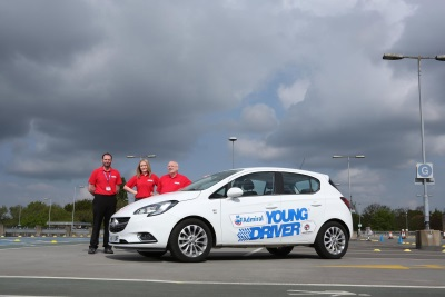 Vauxhall Announces Official Car Partnership With Admiral Young Driver