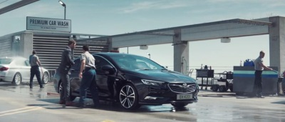 Vauxhall Launch Brand Positioning With New Insignia Campaign