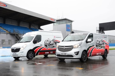 Vauxhall Commercial Vehicles Reveals Two New Concept Vans
