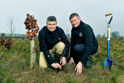 A GROWING PARTNERSHIP: VAUXHALL INCREASES ITS SUPPORT OF THE HEART OF ENGLAND FOREST