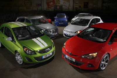 VAUXHALL'S 'LIMITED EDITIONS' HAVE UNLIMITED SPEC APPEAL