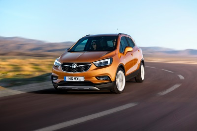VAUXHALL MOKKA X OFFERS TOP CONNECTIVITY WITH ONSTAR AND INTELLILINK