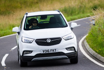 NEW MOKKA X & ZAFIRA TOURER LEAD VAUXHALL'S CHARGE AT PARIS